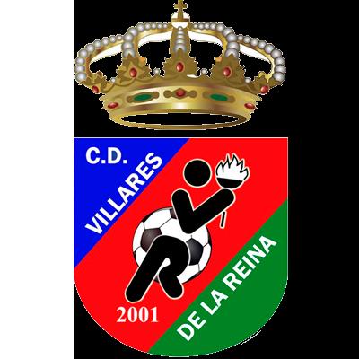 escudo C.D. Villares De La Reina