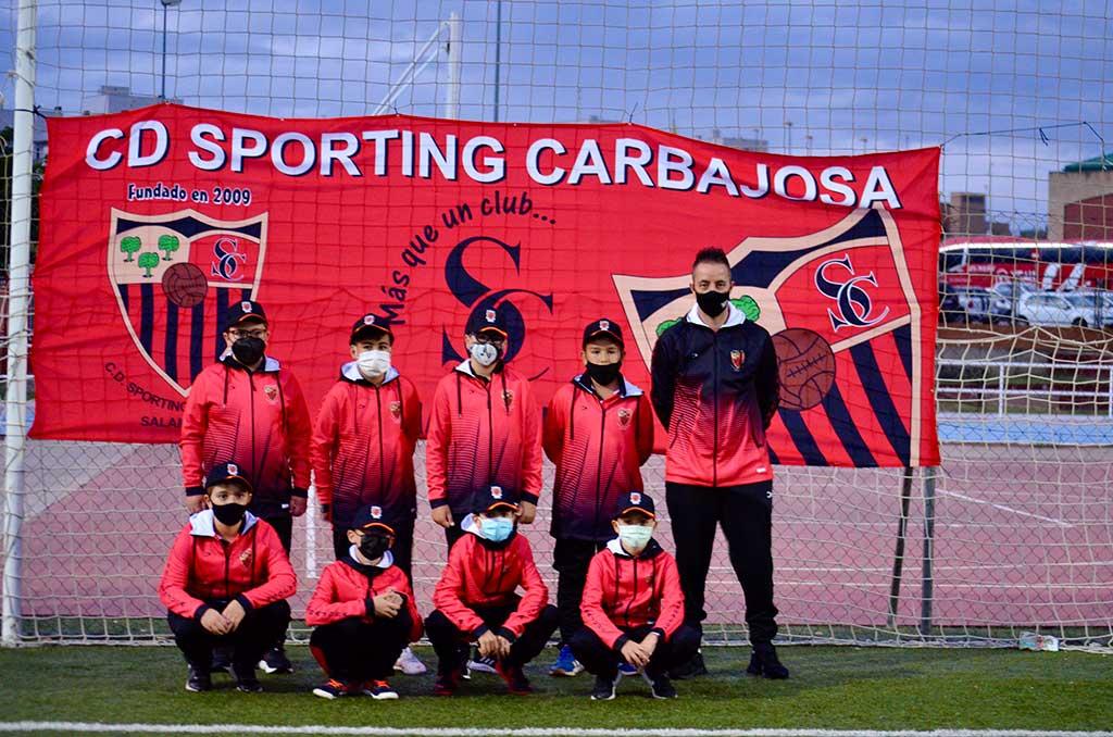Sporting Carbajosa alevin A