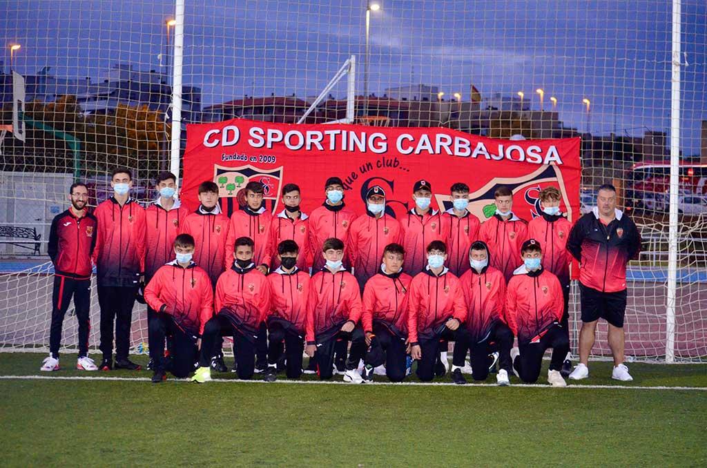 Sporting Carbajosa cadete A