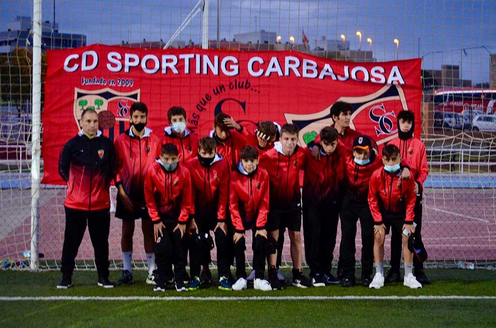 Sporting Carbajosa cadete B